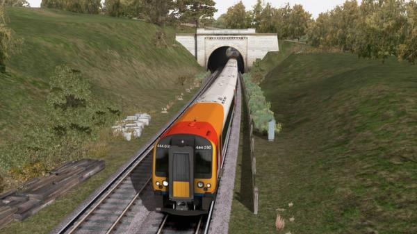 Train Simulator: South West Trains Class 444 EMU Add-On (DLC)