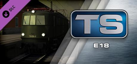 Купить Train Simulator: E18 Loco Add-On (DLC)