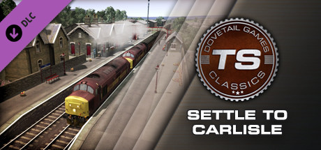 Купить Train Simulator: Settle to Carlisle Route Add-on (DLC)