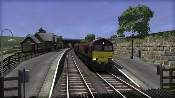 скриншот Settle to Carlisle Route Add-on 5