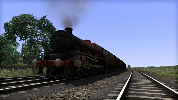 скриншот Settle to Carlisle Route Add-on 4