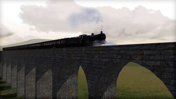 скриншот Settle to Carlisle Route Add-on 0