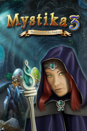 Mystika 3 : Awakening of the dragons poster image on Steam Backlog
