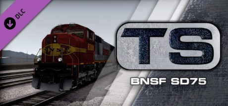 BNSF SD75 Loco Add-On