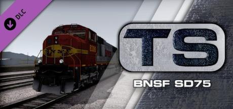 BNSF SD75 Loco Add-On
