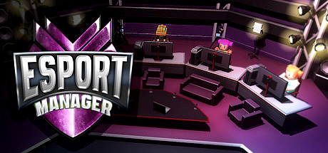 ESport Manager cover art