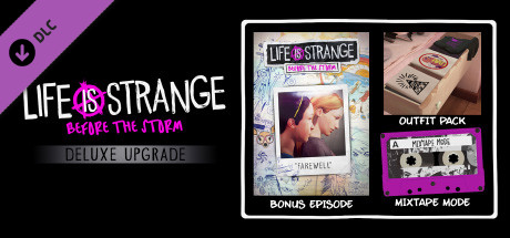 Life is Strange: Before the Storm DLC - Deluxe Upgrade - SteamSpy