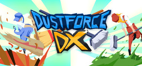 Dustforce cover art