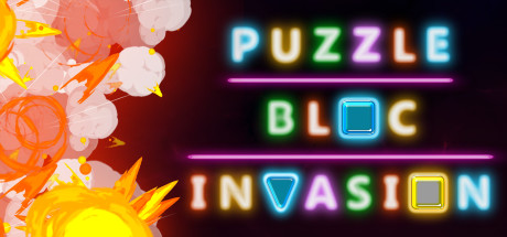 Puzzle Bloc Invasion