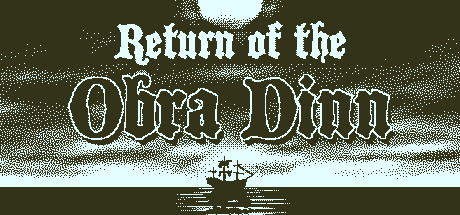 Return of the Obra Dinn cover art