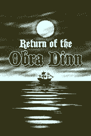 Return of the Obra Dinn poster image on Steam Backlog