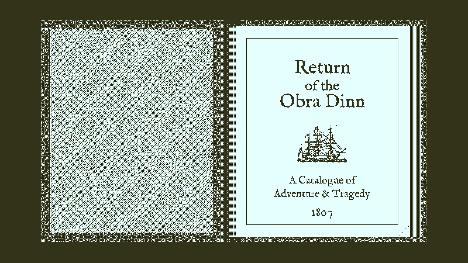 Return of the Obra Dinn Torrent Download