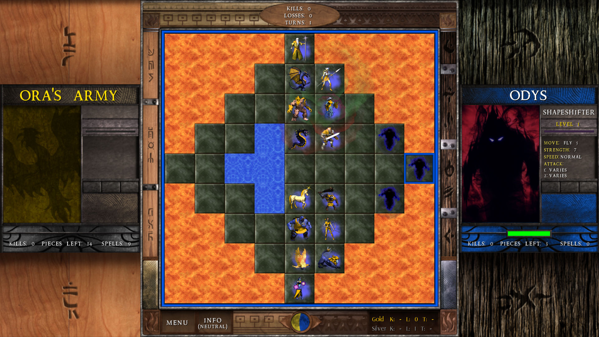 Download Archon Classic Full PC Game