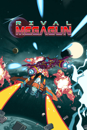 Rival Megagun poster image on Steam Backlog