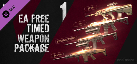 Black Squad - EA FREE TIMED WEAPON PACKAGE 1