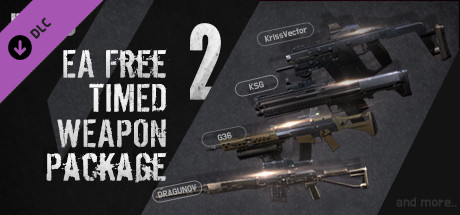 Black Squad - EA FREE TIMED WEAPON PACKAGE 2