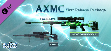 Black Squad - AXMC FIRST RELEASE PACKAGE