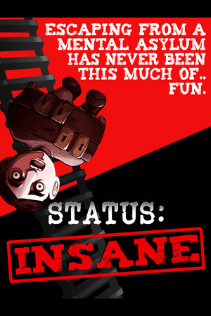 STATUS: INSANE poster image on Steam Backlog