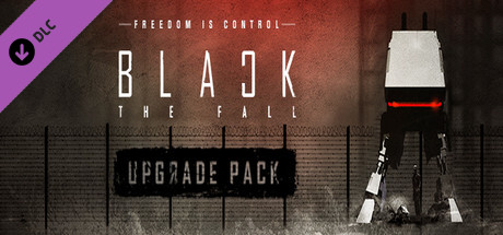Black The Fall: Collector's Upgrade