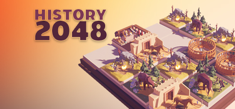 Teaser image for History2048 - 3D puzzle number game