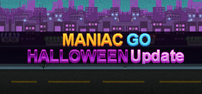 Maniac GO cover art