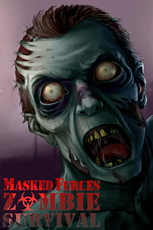 Masked Forces: Zombie Survival poster image on Steam Backlog