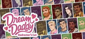 Dream Daddy: A Dad Dating Simulator cover art
