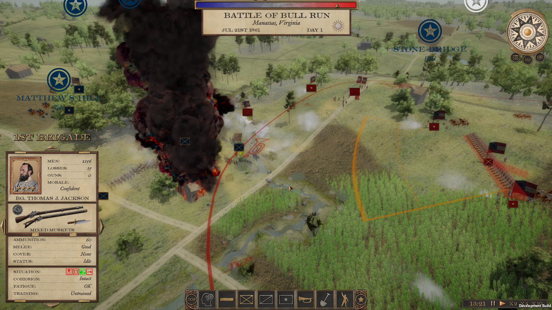 Grand Tactician: The Civil War (1861-1865) on Steam