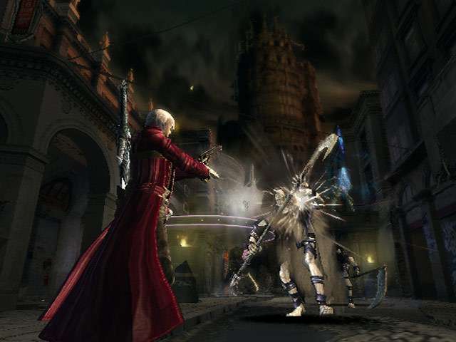 Devil May Cry 3: Dante's Awakening Special Edition [RePack] [2006|Rus|Eng]