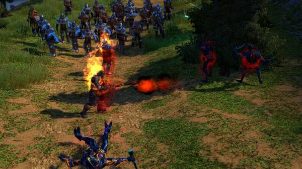 Скриншот №3 к SpellForce 2 Faith in Destiny