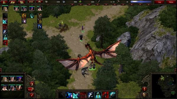 Скриншот №8 к SpellForce 2 Faith in Destiny