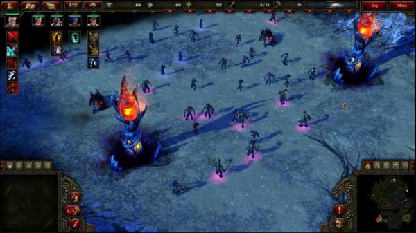 Скриншот №9 к SpellForce 2 Faith in Destiny