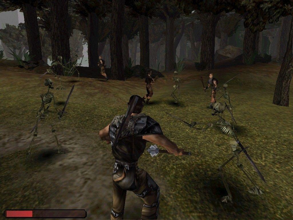 gothic game