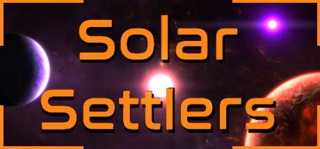 Solar Settlers cover art