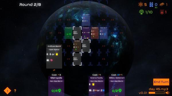 Screenshot of Solar Settlers