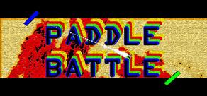 Paddle Battle cover art