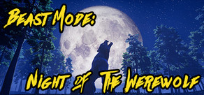 Beast Mode: Night of the Werewolf cover art
