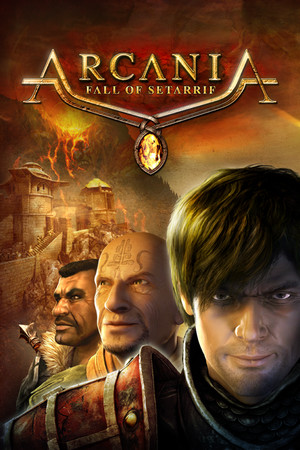 ArcaniA: Fall of Setarrif poster image on Steam Backlog