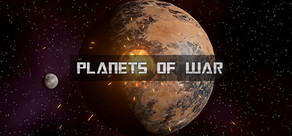PLANETS OF WAR cover art