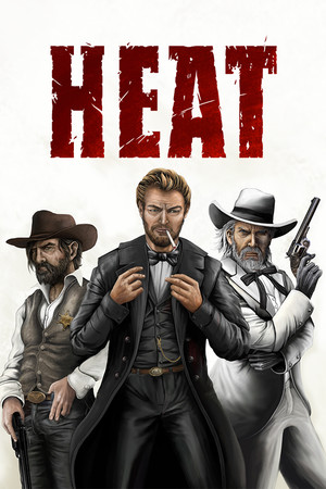 Heat poster image on Steam Backlog