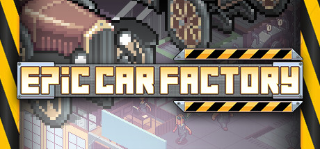 Epic Car Factory cover art