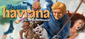 In the Raven Shadow - Ve stinu havrana cover art