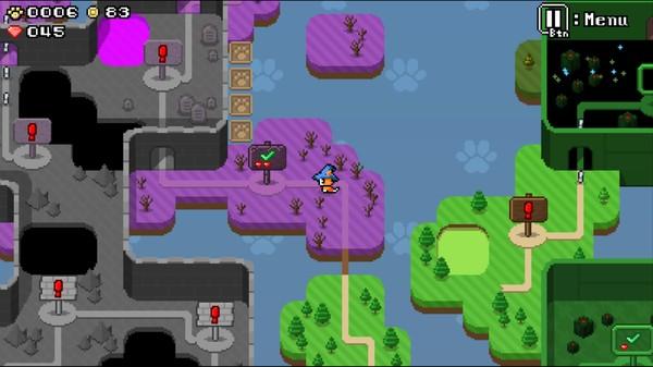 Screenshot of MagiCat