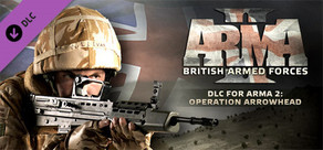 Arma 2: British Armed Forces cover art