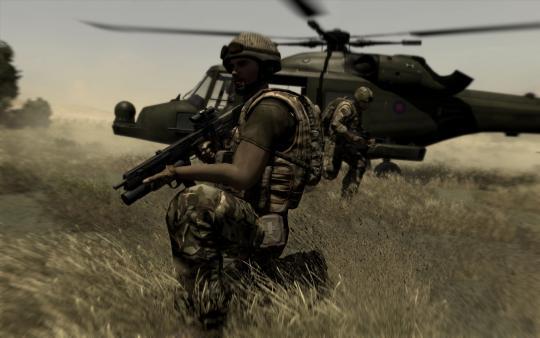 Arma 2: British Armed Forces (DLC)