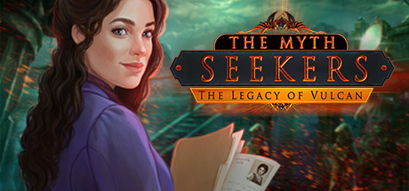 Teaser image for The Myth Seekers: The Legacy of Vulcan