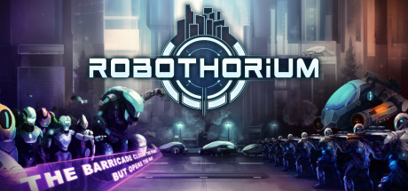Teaser image for Robothorium: Sci-fi Dungeon Crawler