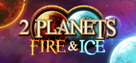 Teaser image for 2 Planets Fire and Ice