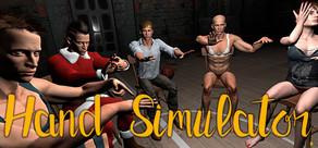 Hand Simulator cover art