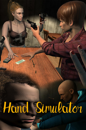 Hand Simulator poster image on Steam Backlog